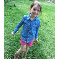 OUTBACK - KIDS 'Classic' Shirt - Teal