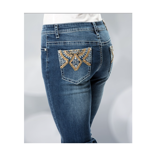 WILD CHILD - Ladies Jeans Hollister